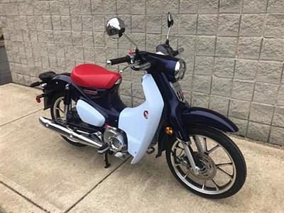 Used 2019 Honda® Super Cub C125 ABS