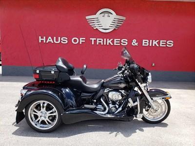 Used 2010 Harley-Davidson® Custom Trike