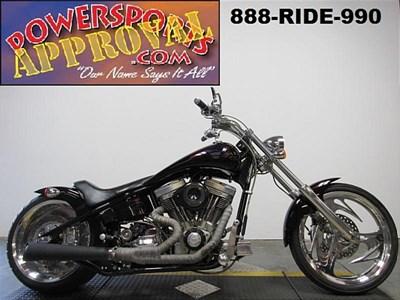 Used 2003 American IronHorse Tejas