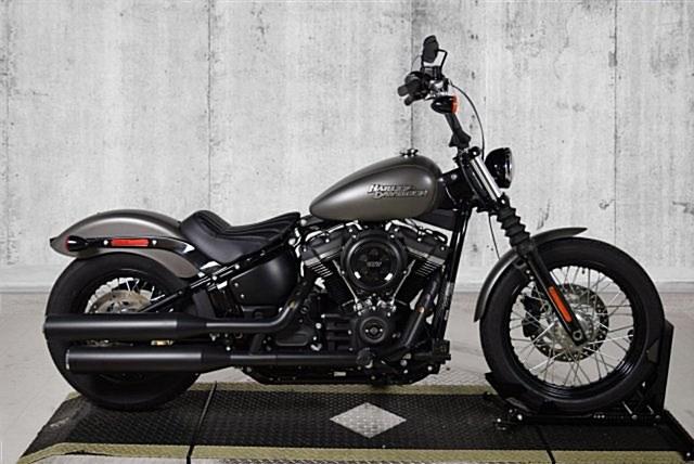 Photo of a 2019 Harley-Davidson® FXBB Softail® Street Bob®