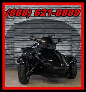 Used 2014 Can-Am Spyder™ RS SM5