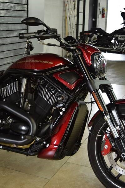 2016 Harley-Davidson® VRSCDX V-Rod® Night Rod® Special
