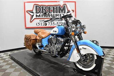 Used 2018 Indian® Chief® Vintage