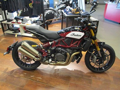 New 2019 Indian® Motorcycle FTR™ 1200 S