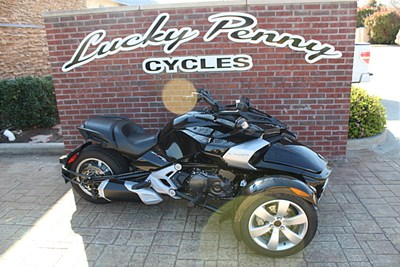 Used 2016 Can-Am Spyder F3-S SE6