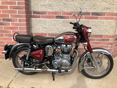 Used 2013 Royal Enfield Bullet Classic Chrome
