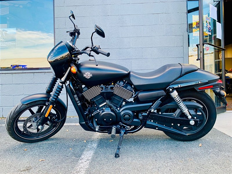 Photo of a 2016 Harley-Davidson® XG750 Street™ 750