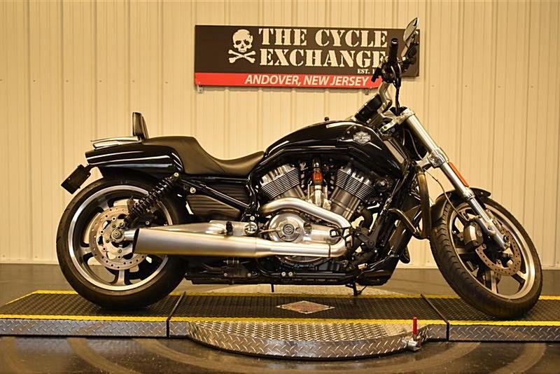 Photo of a 2009 Harley-Davidson® VRSCF V-Rod® Muscle™