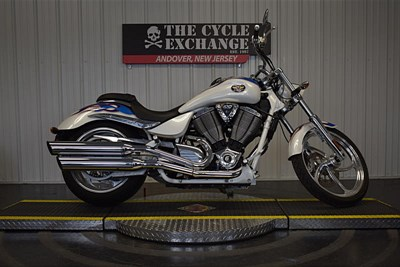 Used 2007 Victory Ness Signature Series Jackpot™