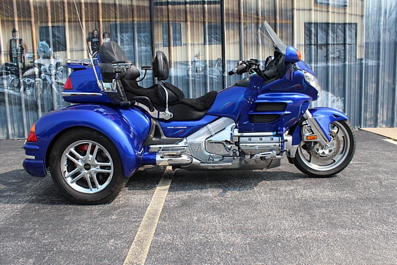 Photo of a 2005 Honda® GL1800 Gold Wing