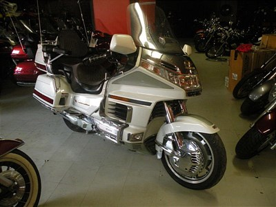 Used 2000 Honda® Gold Wing SE