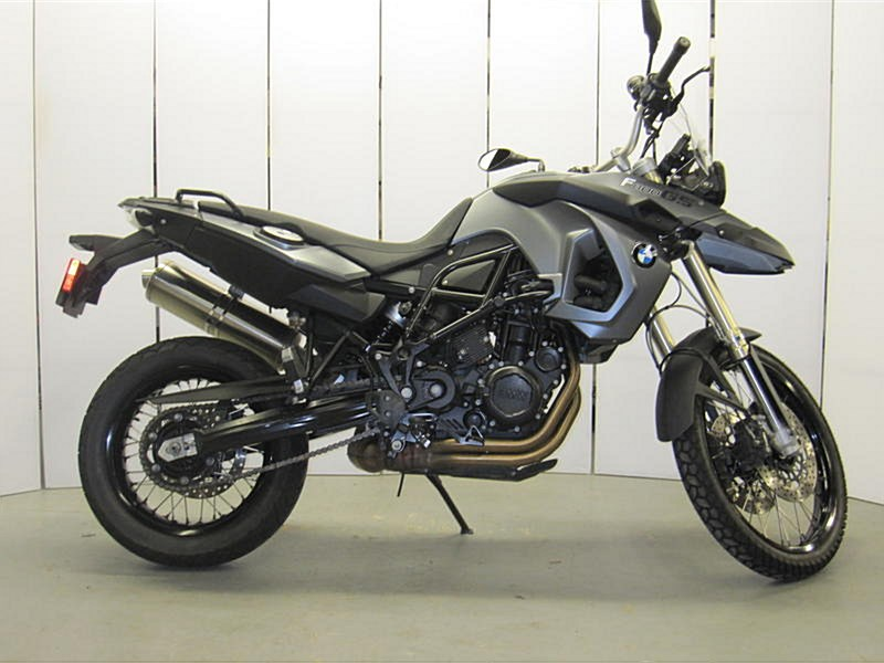 Photo of a 2012 BMW F800GS