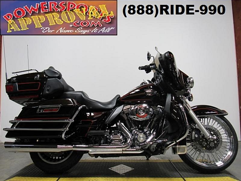 Photo of a 2011 Harley-Davidson® FLHTCU Electra Glide® Ultra Classic®