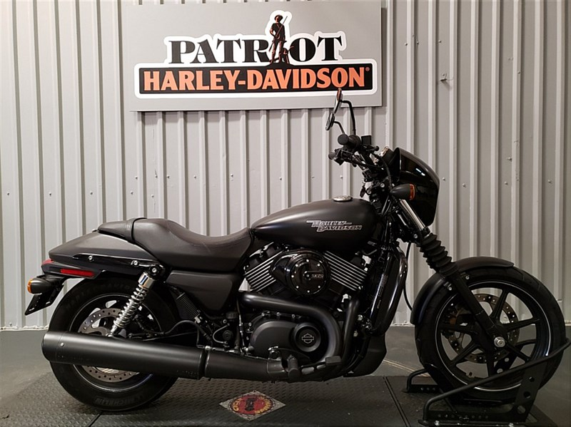 Photo of a 2017 Harley-Davidson® XG750 Street™ 750