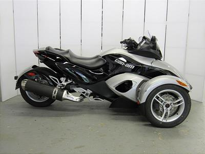 Used 2008 Can-Am Spyder GS SM5