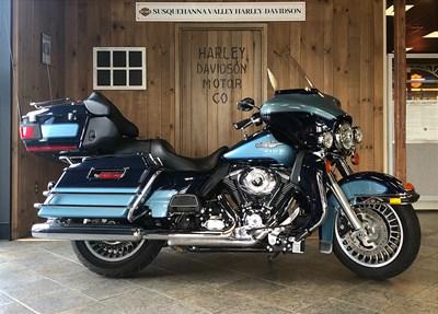 Used 2012 Harley-Davidson® Electra Glide® Ultra Classic® Anniversary Shrine Edition