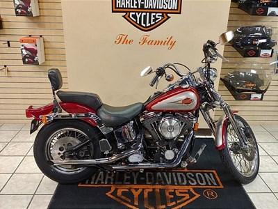 Used 1997 Harley-Davidson® Springer® Softail®