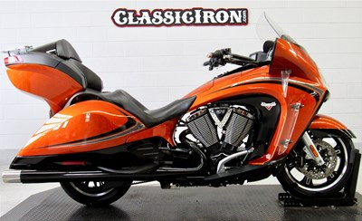 Used 2014 Victory Vision® Tour