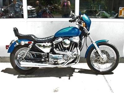 Used 1993 Harley-Davidson® Sportster® 1200 Custom