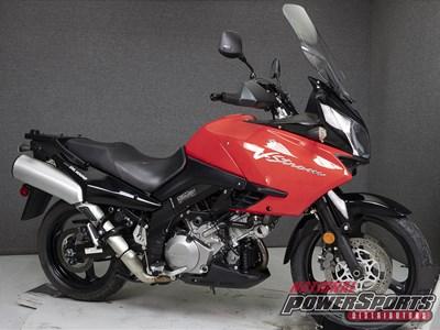 Used 2012 Suzuki V-Strom 1000