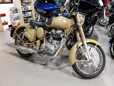 Used 2012 Royal Enfield Bullet Military
