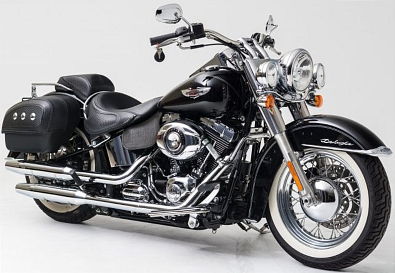Softail Dealer Washington >> 2014 Harley-Davidson® FLSTNSE CVO™ Softail® Deluxe (Black), Renton, Washington (717825 ...