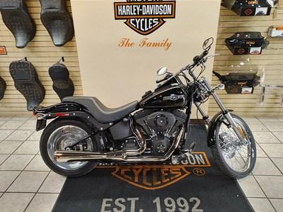 Used 2008 Harley-Davidson® Softail® Night Train®