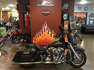 Used 2007 Harley-Davidson® Street Glide® Patriot Special Edition