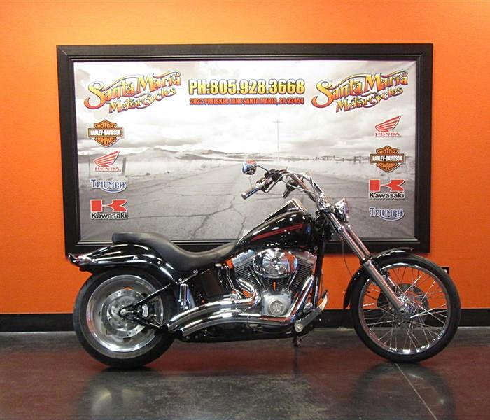 Photo of a 2007 Harley-Davidson® FXST Softail® Standard
