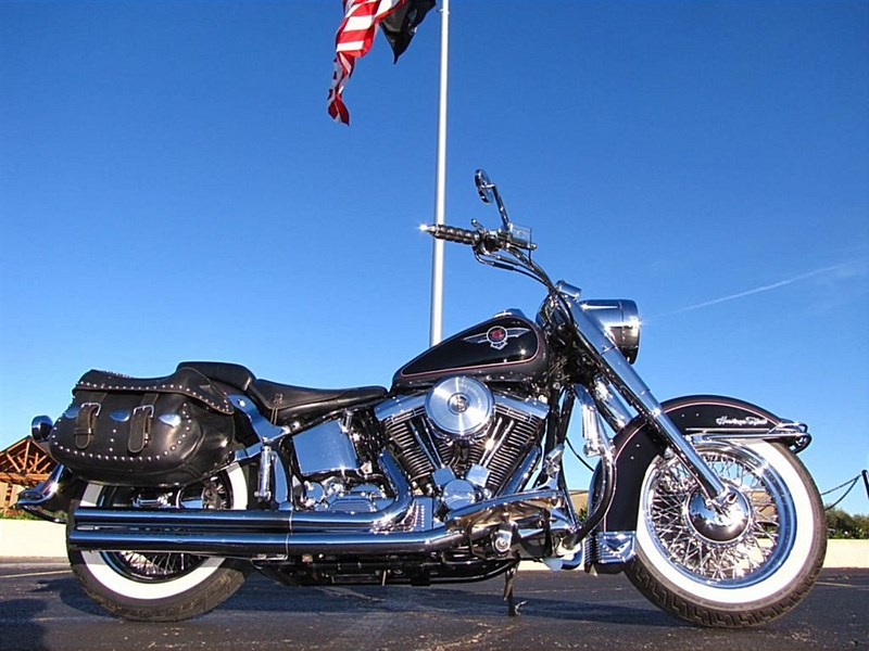 Photo of a 1995 Harley-Davidson® FLSTN Heritage Softail® Special Nostalgia