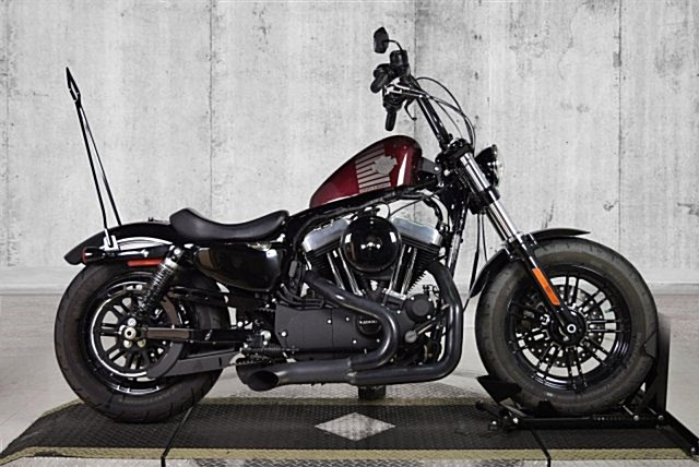 Photo of a 2018 Harley-Davidson® XL1200X Sportster® Forty-Eight®