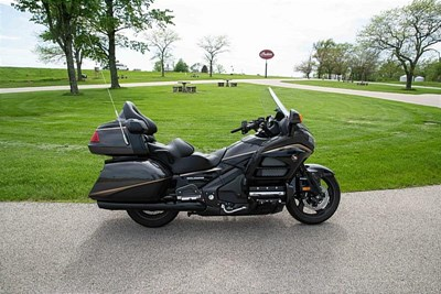 Used 2016 Honda® Gold Wing® Audio Comfort