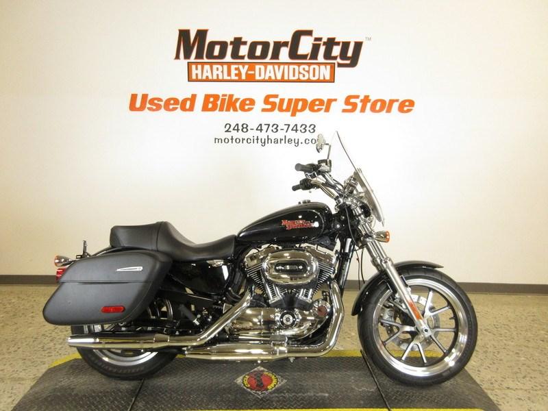 2015 Harley Davidson Xl1200t Sportster Superlow 1200t