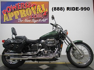 Used 2007 Honda® Shadow 1100 Spirit