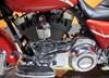 Photo of a 2010 Harley-Davidson® FLHXSE CVO™ Street Glide®
