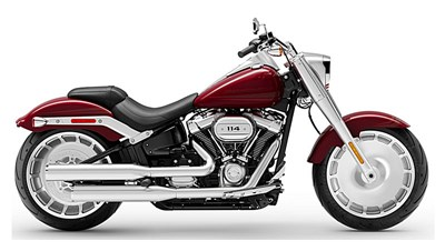 New 2020 Harley-Davidson® Fat Boy® 114