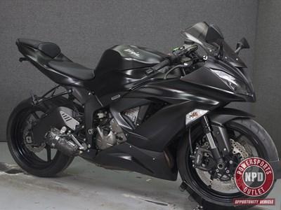 Used 2015 Kawasaki Ninja® ZX-6R