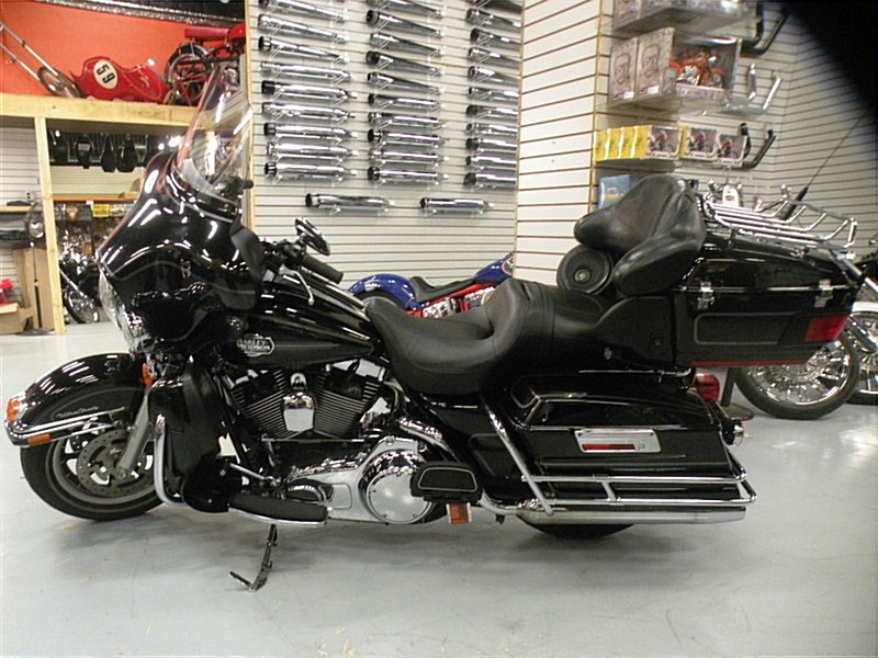 Photo of a 2008 Harley-Davidson® FLHTCU Ultra Classic® Electra Glide® Firefighter/Peace Officer
