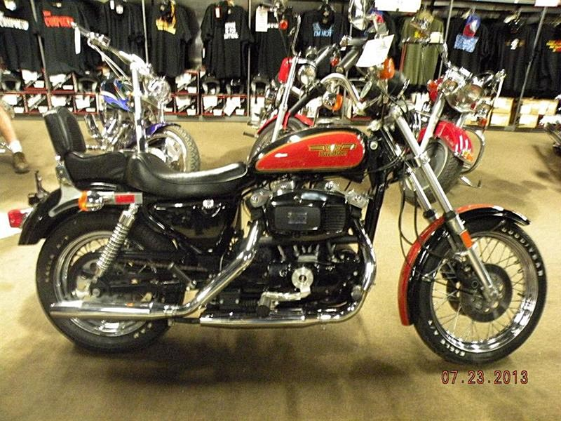 Photo of a 1982 Harley-Davidson® XLS Sportster® Roadster®