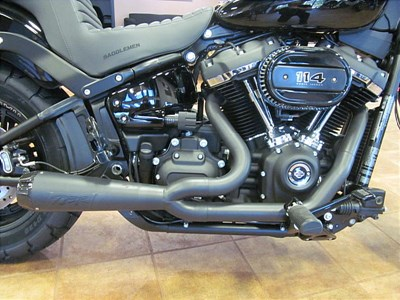 New 2018 Harley-Davidson® Softail® Fat Bob® 114