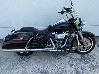 Used 2018 Harley-Davidson® Road King® Police