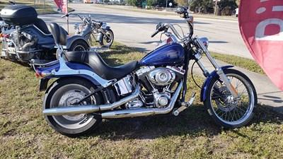 New 2006 Harley-Davidson® Softail® Standard