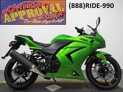 Used 2012 Kawasaki Ninja 250R