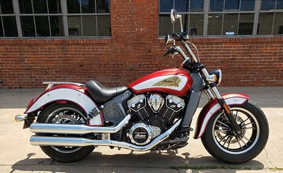 Used 2019 Indian® Motorcycle Scout Icon