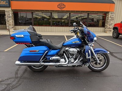 Used 2017 Harley-Davidson® Ultra Limited Shrine SE