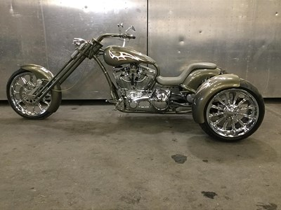 Used 2006 Special Construction Custom Trike