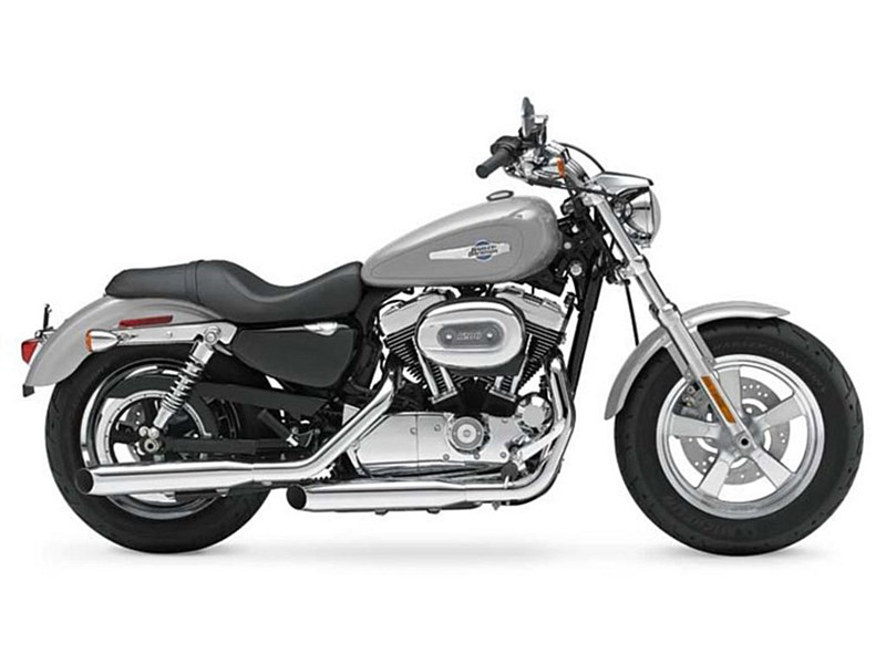 Photo of a 2011 Harley-Davidson® XL1200C Sportster® 1200 Custom