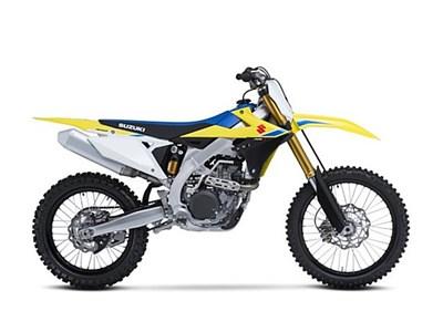 New 2018 Suzuki
