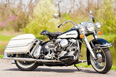 Used 1964 Harley-Davidson® Duo-Glide Sport Solo