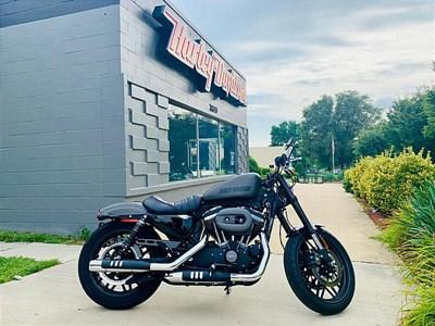 Used 2018 Harley-Davidson® Sportster® Roadster™